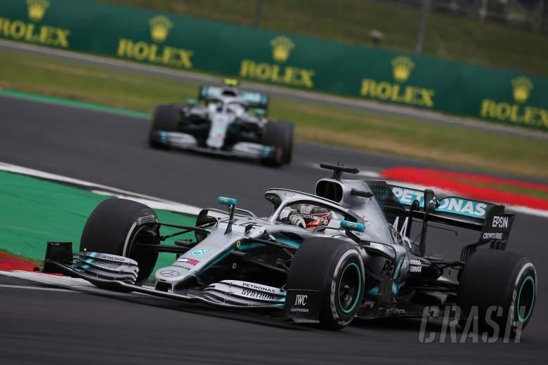 F1 to bankroll British Grand Prix at Silverstone?