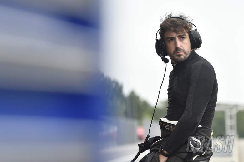 IndyCar: Alonso: Full IndyCar season would be 'too demanding'