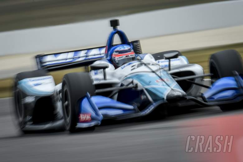 IndyCar: Sato the commanding force at Barber