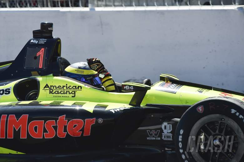 IndyCar: Bourdais takes St. Petersburg IndyCar win after late drama