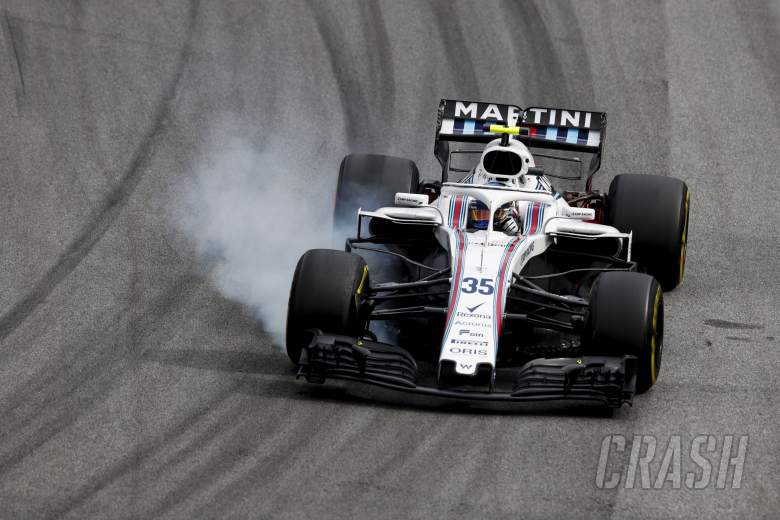 F1: Sirotkin's F1 backers SMP: We decided to leave Williams
