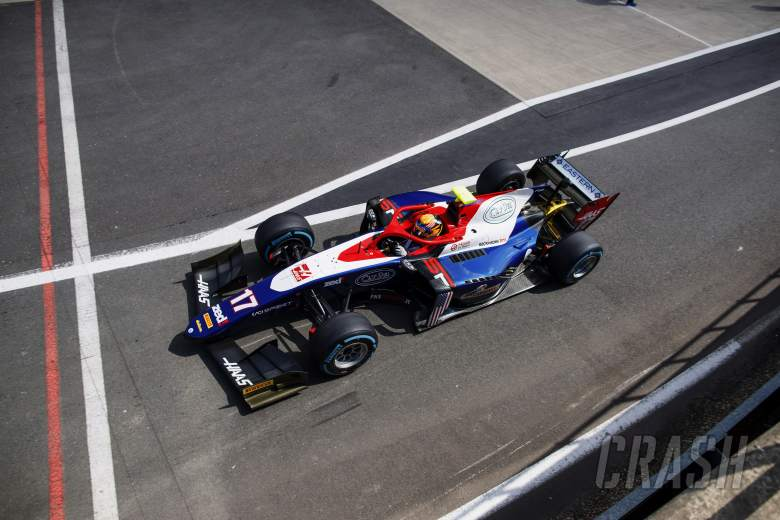 F2: FIA rejected Ferrucci request for Trump slogan livery