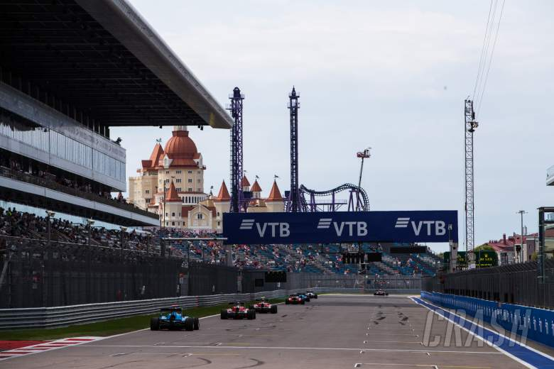 Open Wheel: GP3 Russia - Race 2 Results
