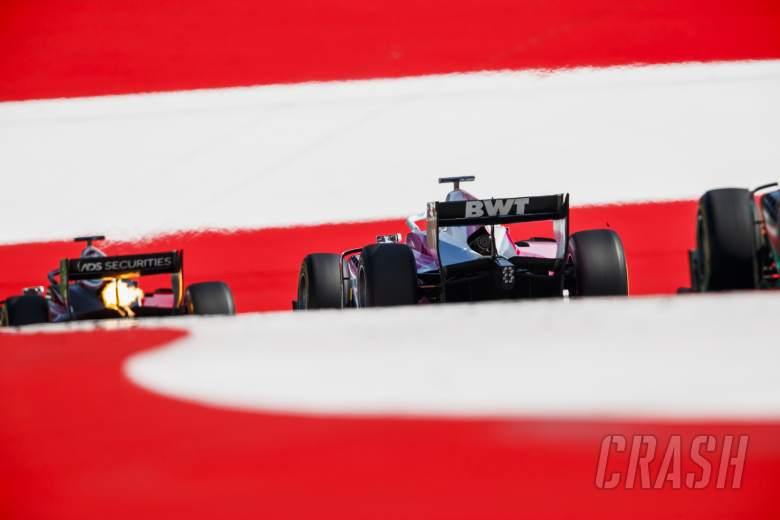 F2: F2 Austria - Sprint Race Results
