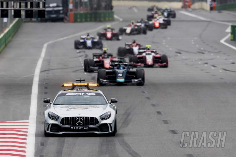 F1: F2 introduces rolling starts from Austria