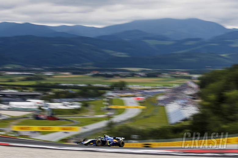 F2: F2 Austria - Qualifying Results