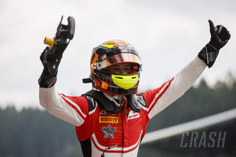 Ilott moves into GP3 points lead with commanding Austria win