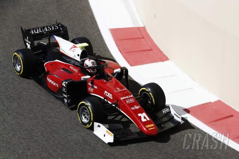 F2: Ferrari F1 junior Fuoco dominates Abu Dhabi F2 finale