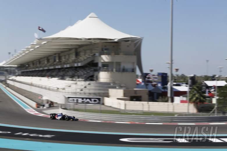 F2: F2 Abu Dhabi - Sprint Race Results