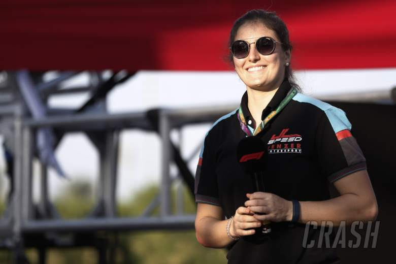 F1: Calderon to make Formula 2 test debut with Charouz