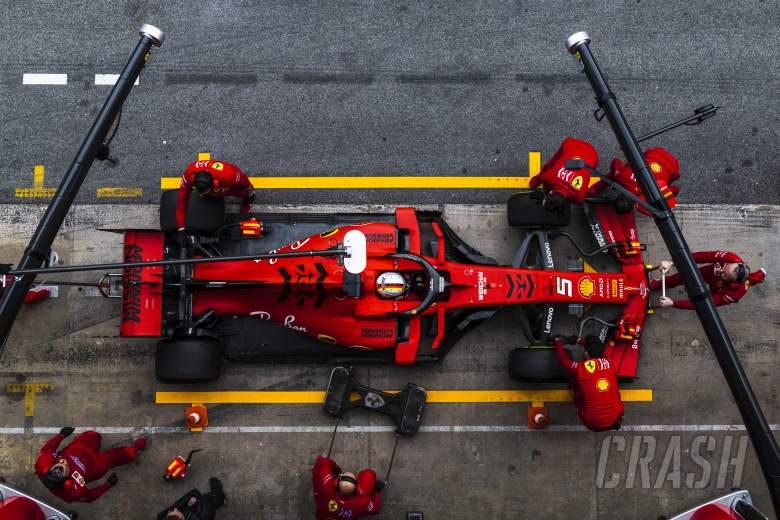 F1: Vettel: First impressions of new Ferrari F1 car now confirmed