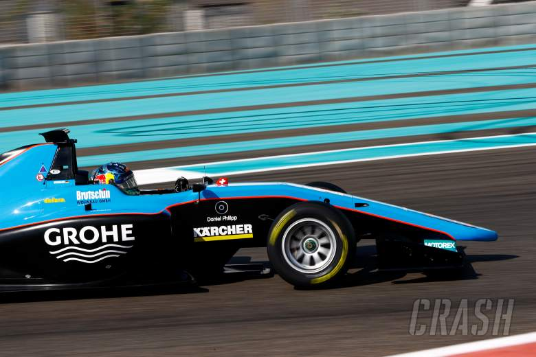 Beckmann, Menchaca join GP3 grid for 2018