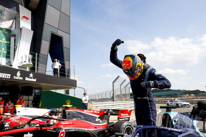 F2: Albon beats Russell to claim second F2 win of 2018