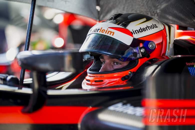 IndyCar: Rene Binder joins Juncos on four-race IndyCar deal