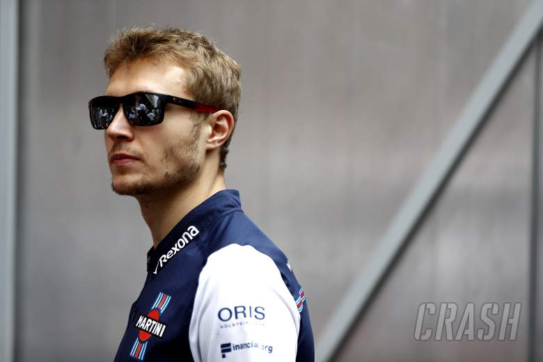 """F1: Sergey Sirotkin Q&A: """"Challenge of Williams F1 recovery motivates me"""""""