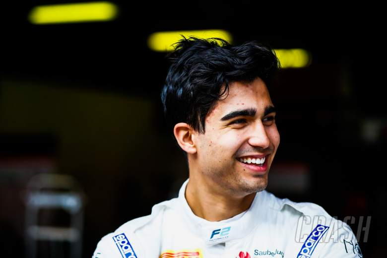 F1: Correa joins Alfa Romeo as F1 development driver