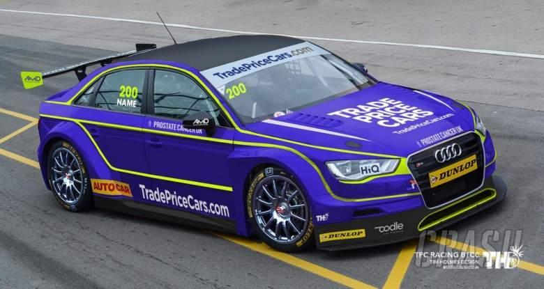 BTCC: Trade Price Cars Racing to enter BTCC with AmD