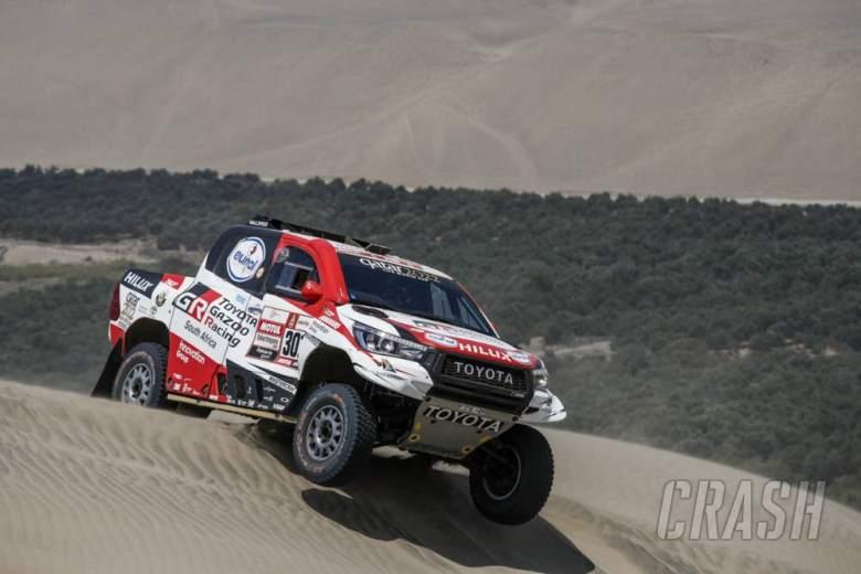 Nasser Al-Attiyah, Toyota Gazoo Racing, Dakar Rally,