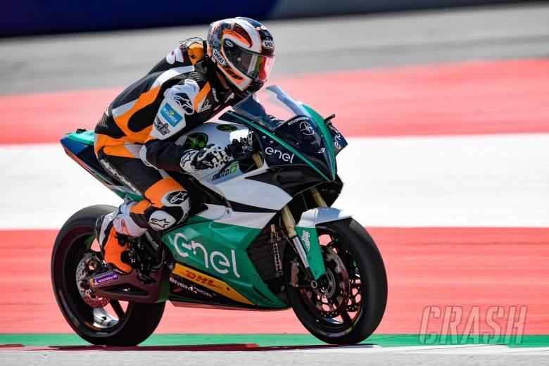 MotoGP: Alex Hofmann, MotoE,
