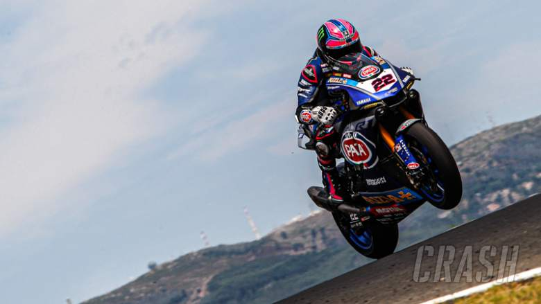 Alex Lowes, Pata Yamaha, World Superbike,