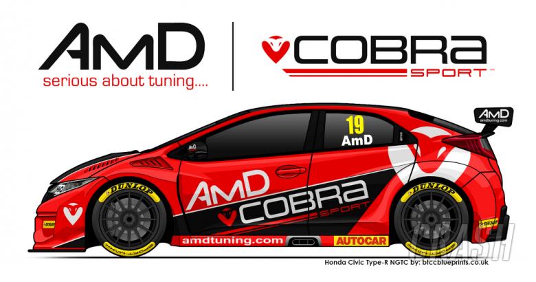 BTCC: AmD to run ex-Eurotech Hondas in 2019