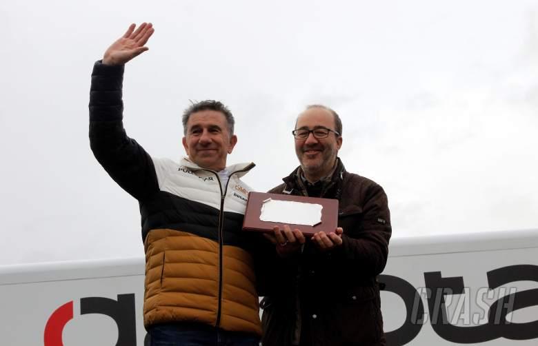 MotoGP: 40th anniversary tribute for Jorge Martinez 'Aspar'