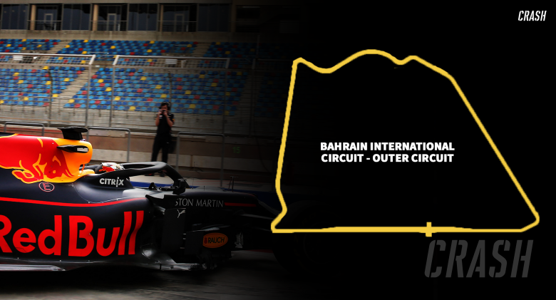 Bahrain to use high-speed 3.6km 'oval' layout for second F1 race?