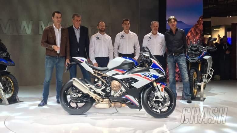 World Superbikes: BMW, SMR, Sykes, Reiterberger,