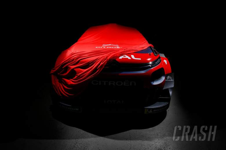 World Rally: Citroen, C3 WRC,