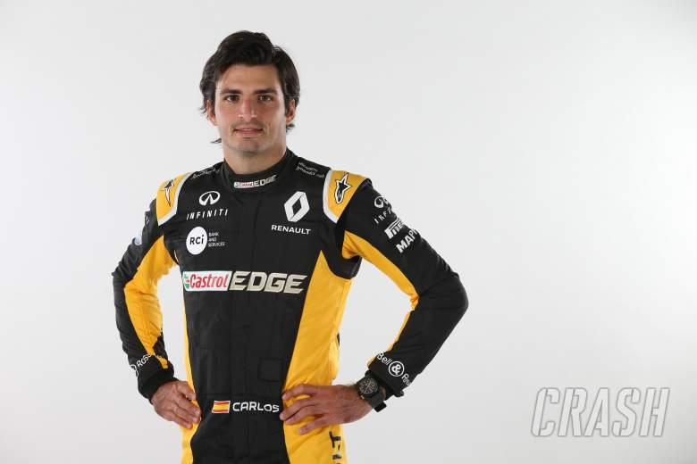 F1: Carlos Sainz, Renault,