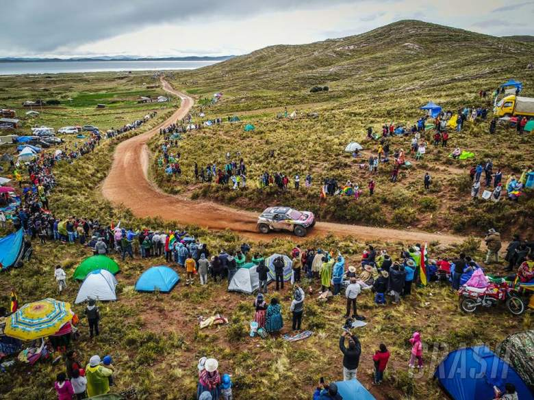 World Rally: Carlos Sainz, Peugeot, Dakar,