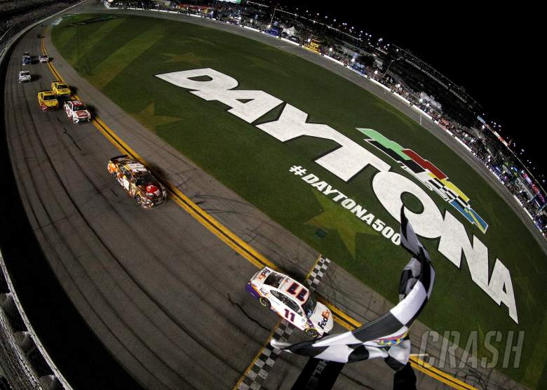 NASCAR: Denny Hamlin, NASCAR, Daytona 500,
