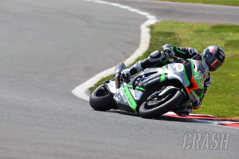Danny Buchan, FS-3 Racing Kawasaki,