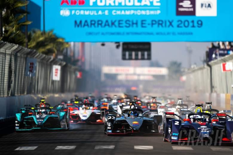 Formula E: Formula E Marrakesh E-Prix - Race Results