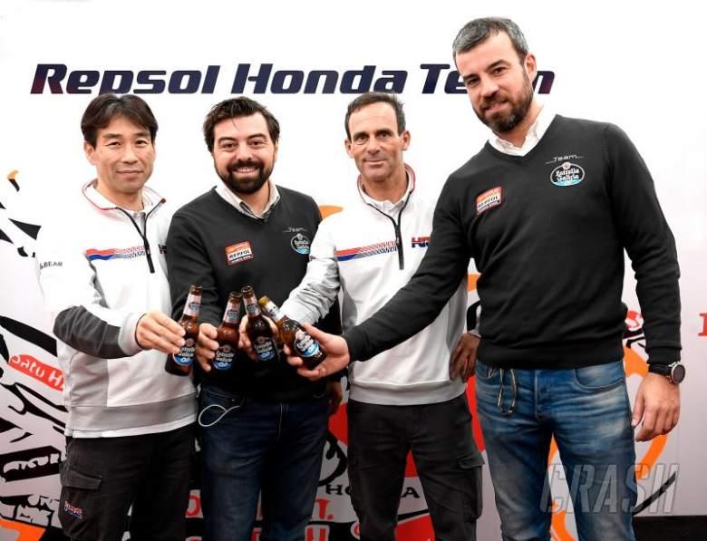 MotoGP: HRC, Estrella Galicia, MotoGP,