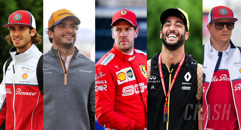 POLL: Who do YOU think should replace Sebastian Vettel at Ferrari?