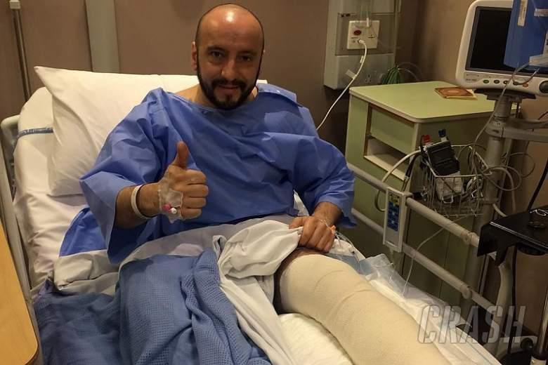 F1: Injured Ferrari F1 mechanic undergoes successful surgery