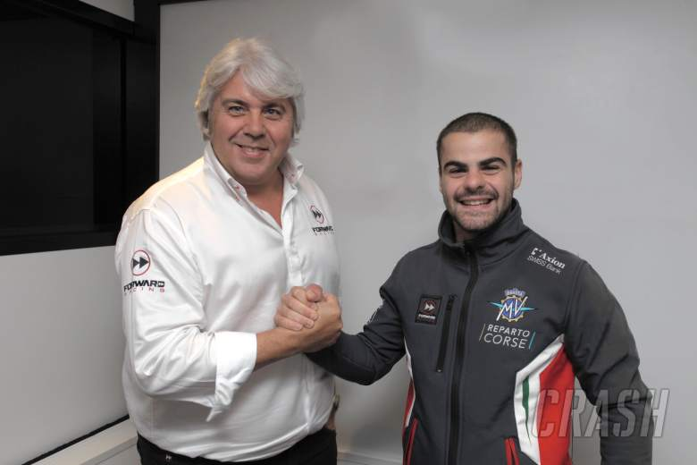 MotoGP: Official: Fenati's MV Agusta-Forward Racing move 'terminated'