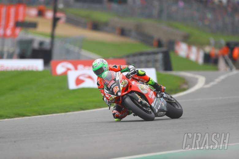 British Superbikes: Glenn Irwin, Be Wiser Ducati