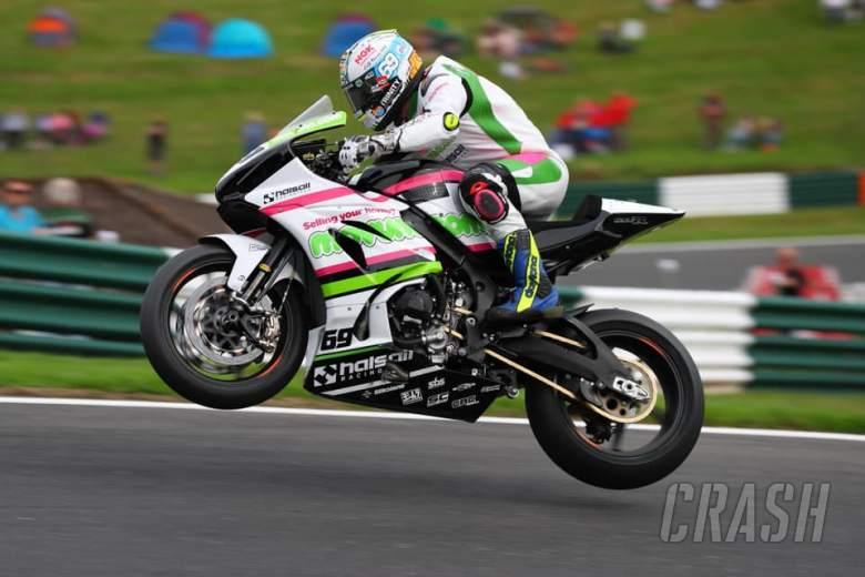 British Superbikes: Halsall Racing,