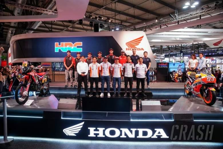 Honda, HRC,
