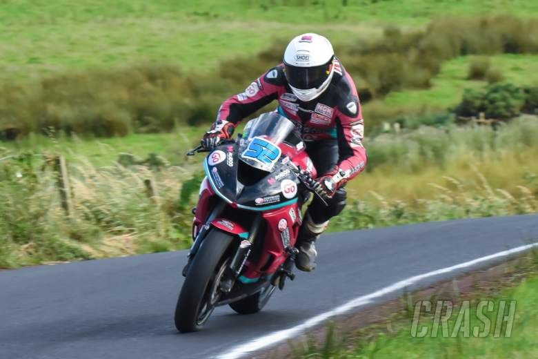 Road Racing: James Cowton,