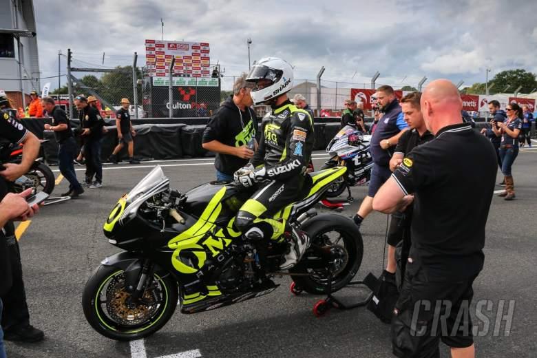 British Superbikes: Josh Elliot, OMG Suzuki,