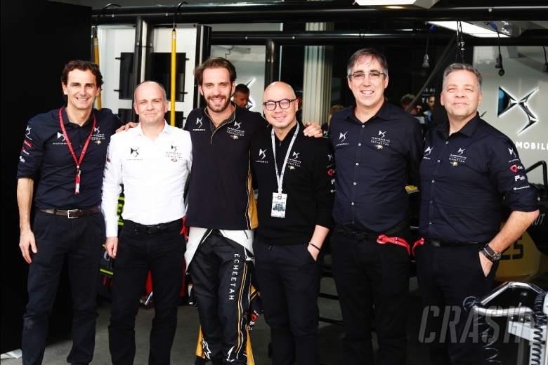 Formula E: Vergne signs multi-year DS Techeetah deal