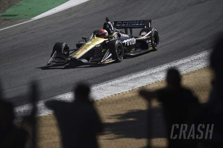 James Hinchcliffe, IndyCar,