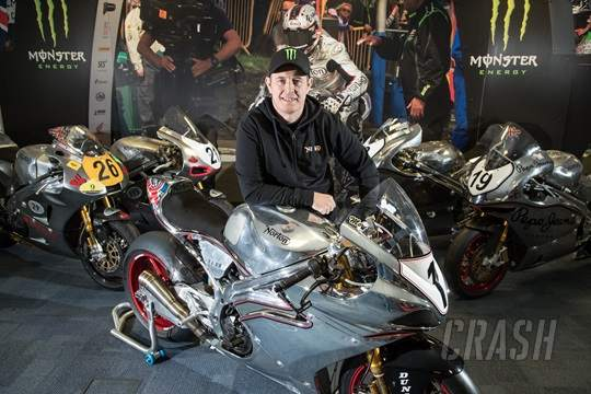 Road Racing: John McGuinness