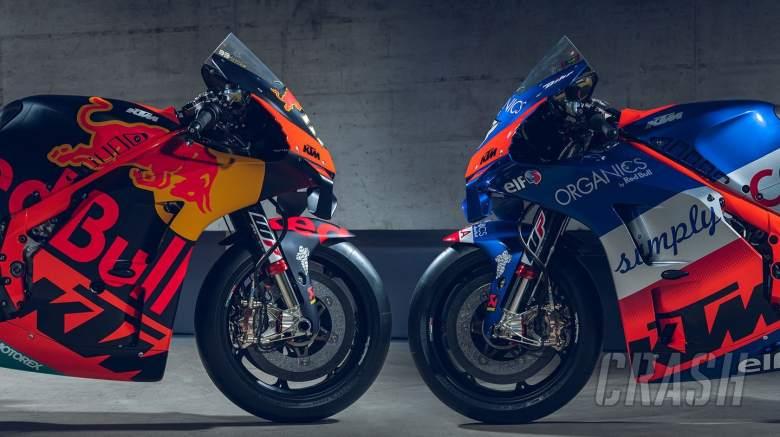 Red Bull KTM, Red Bull KTM Tech3, RC16,