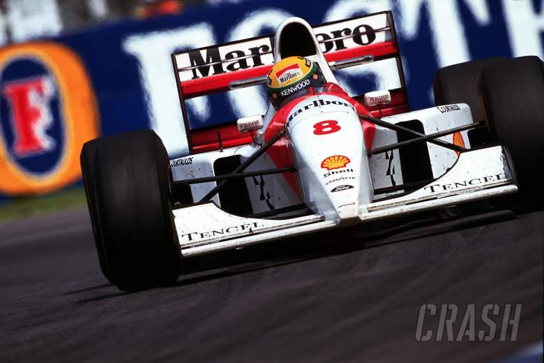 "Masterful Ayrton Senna F1's ""most iconic"" driver - Lewis Hamilton | News"