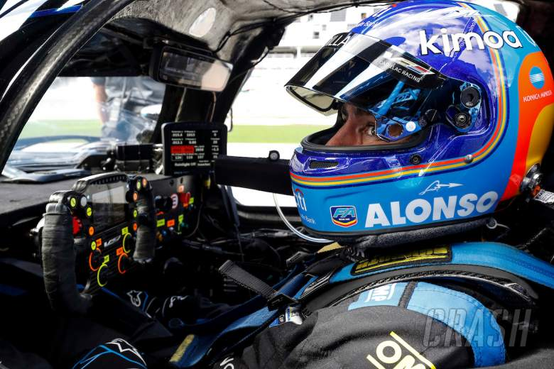 Sportscars: Alonso leads Rolex 24 at four-hour mark