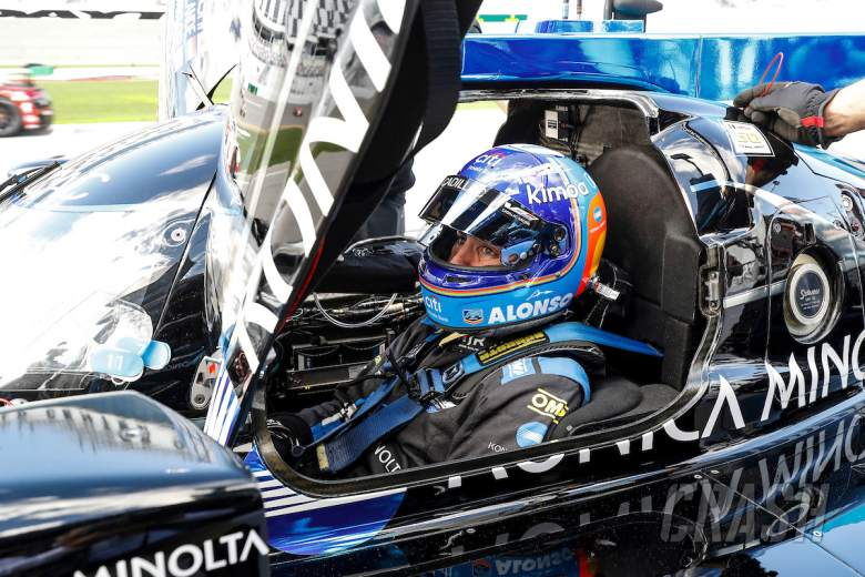 Sportscars: Alonso regains Rolex 24 lead ahead of red flag